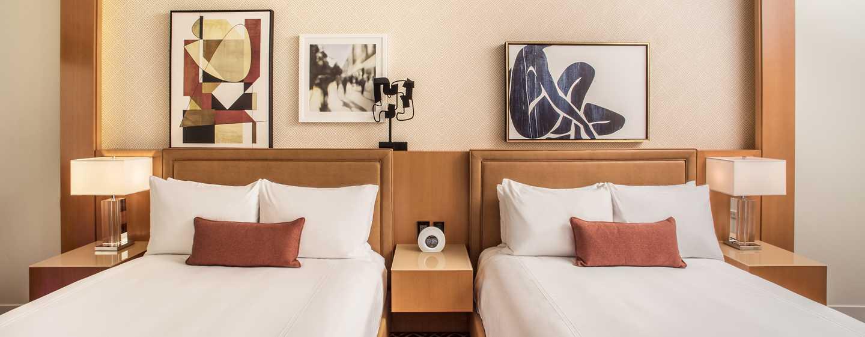 Conrad Chicago Hotel, USA – Zimmer mit zwei Queen-Size-Betten