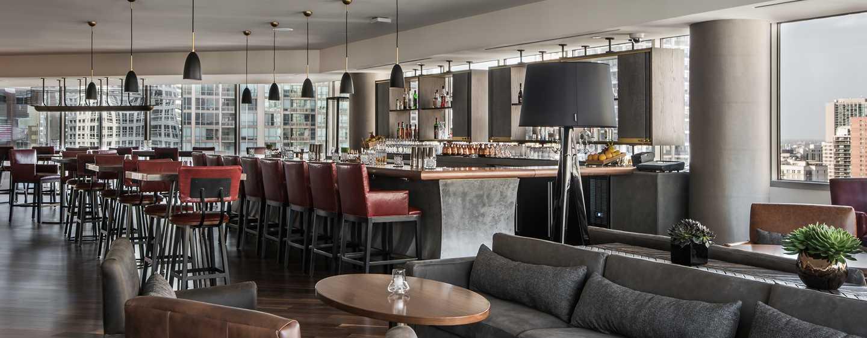 Conrad Chicago Hotel, USA – Baptiste & Bottle – Restaurant und Lounge