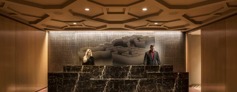 Conrad Chicago Hotel, USA – Empfang