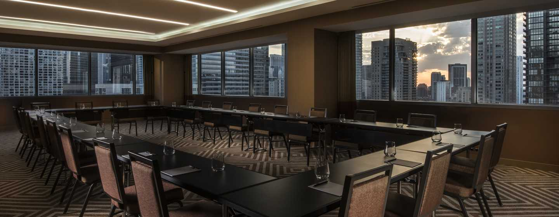 Conrad Chicago Hotel, USA – Meetings mit Ausblick