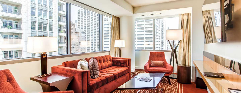 Conrad Chicago Hotel, USA – Suite Skyline