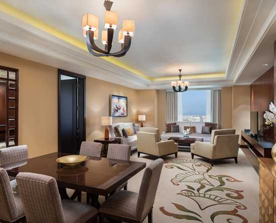 Conrad Dubai Hotel, VAE – Executive Suite