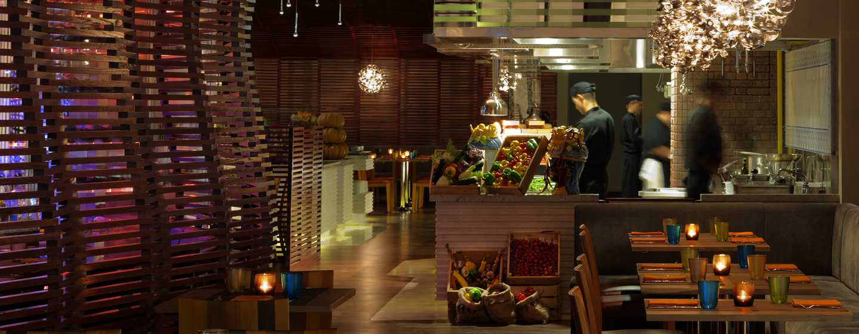 Conrad Dubai Hotel, VAE– Ballarò