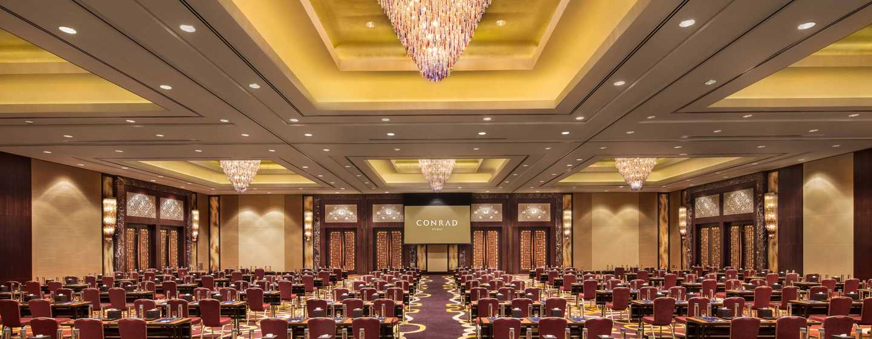 Conrad Dubai Hotel, VAE– Konferenzen