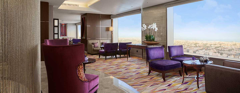 Conrad Dubai Hotel, VAE– Executive Lounge