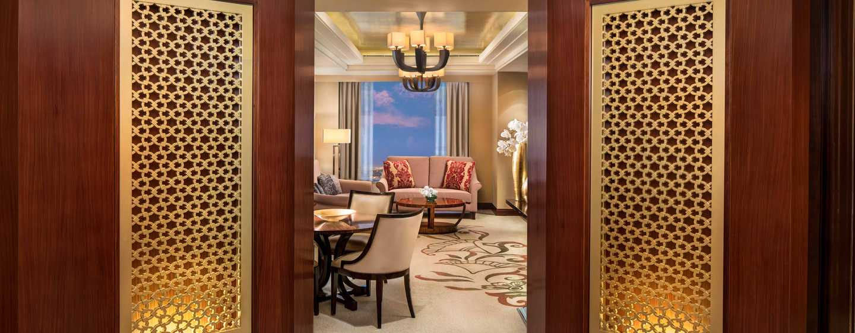 Conrad Dubai Hotel, VAE– Conrad Suite
