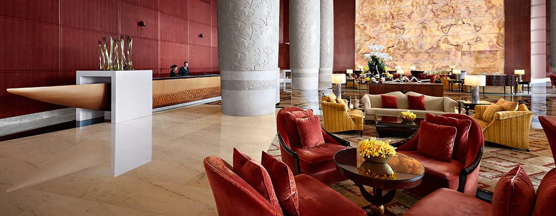 Conrad Dubai Hotel, VAE– Luxuriöse Lobby