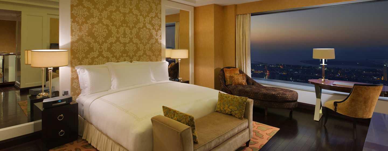 Conrad Dubai Hotel, VAE– Royal Suite