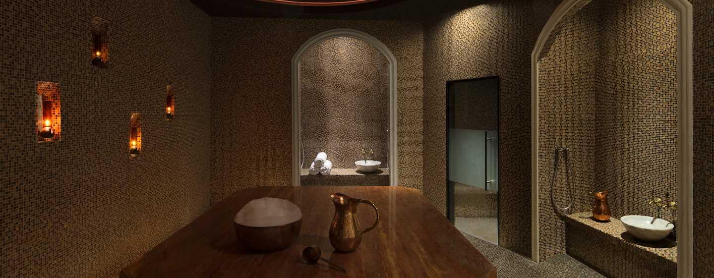 Conrad Dubai Hotel, VAE– Spa-Hammam