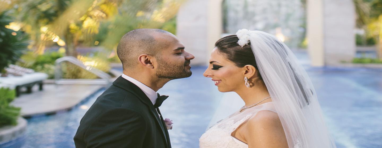 Conrad Dubai Hotel, VAE– Conrad Dubai Hochzeiten
