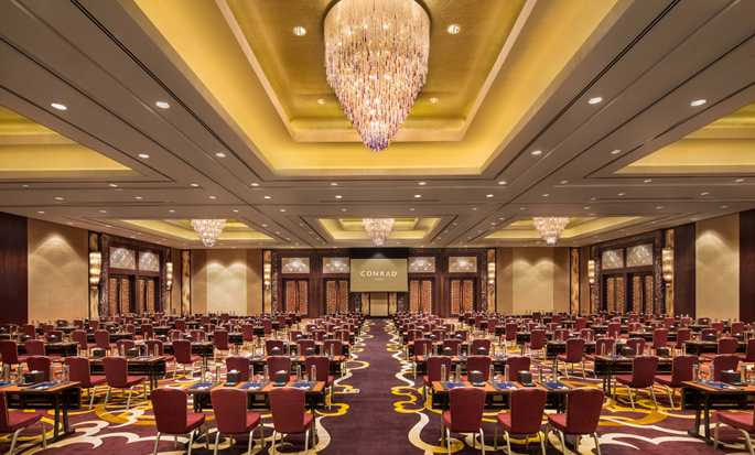 Conrad Dubai Hotel, VAE – Meetings