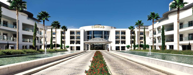 Conrad Algarve Hotel, Portugal– Außenbereich des Hotels