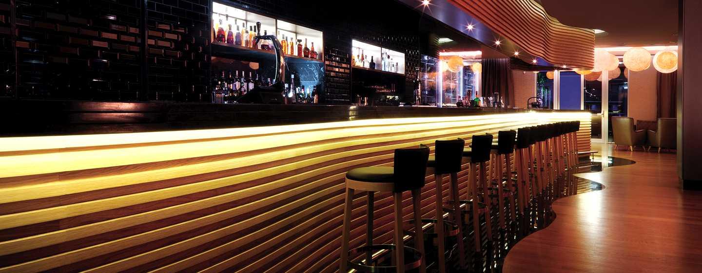 Conrad Algarve Hotel, Portugal–Die Lounge