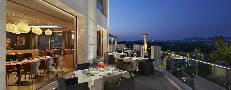 Conrad Algarve Hotel, Portugal–Gusto By Heinz Beck