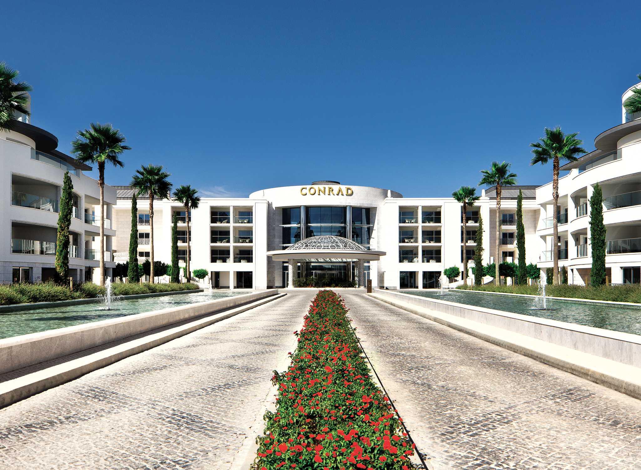 Conrad Algarve Luxus Hotel Und Resort Algarve Portugal
