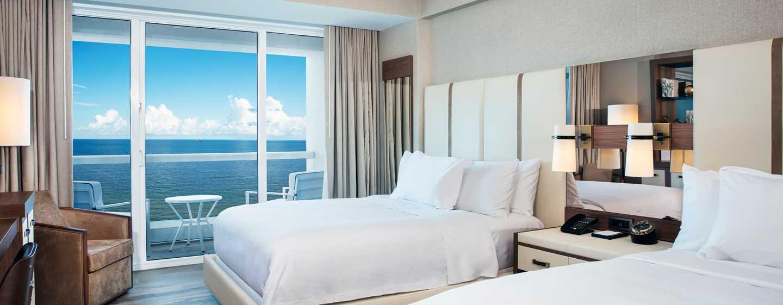 Conrad Fort Lauderdale Beach, USA– Doppelzimmer