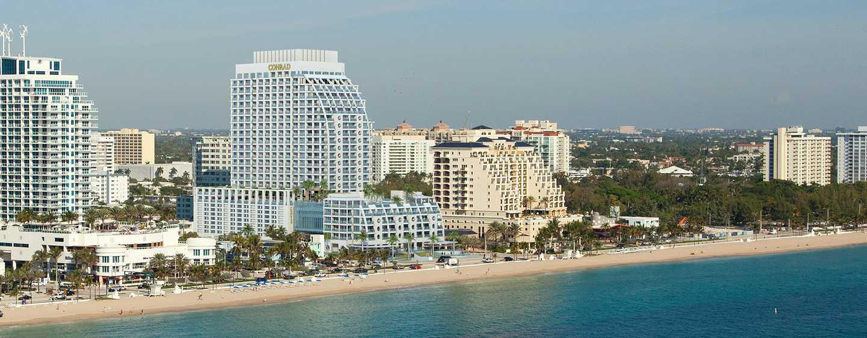 Conrad Fort Lauderdale Beach, USA– Strand
