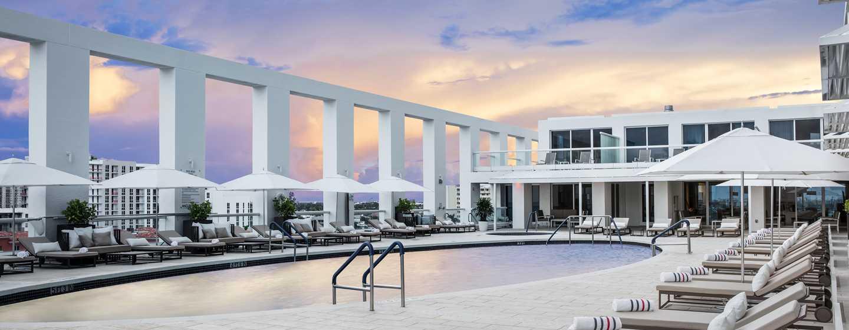 Conrad Fort Lauderdale Beach, USA– Außenpool