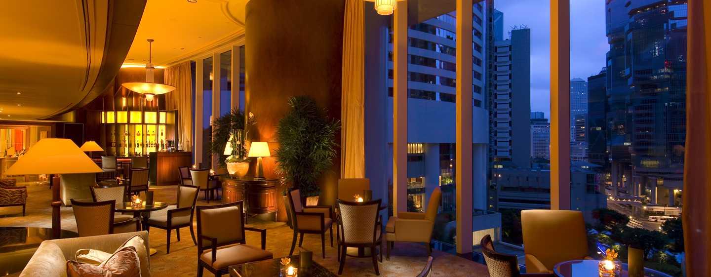Conrad Hong Kong – 5-Sterne Luxushotel am Hong Kong Park