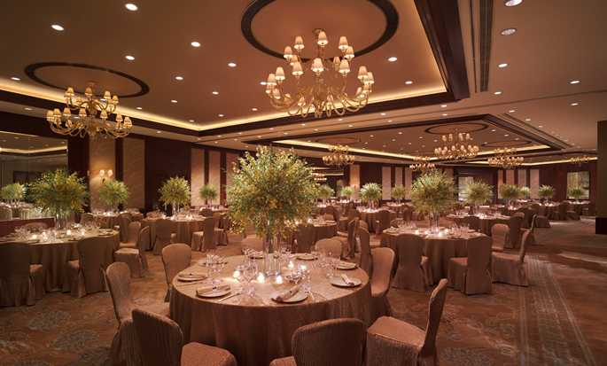 Conrad Hong Kong, China – Ballsaal