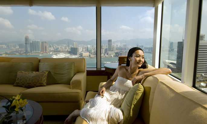 Conrad Hong Kong, China – Suite