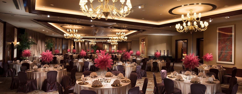 Conrad Hong Kong Hotel, China – Grand Ballroom