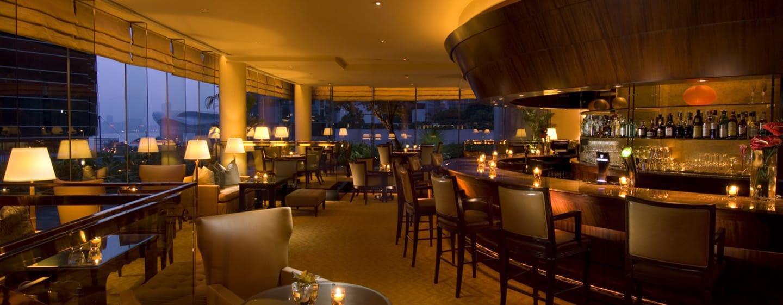 Conrad Hong Kong, China – Lobby Lounge