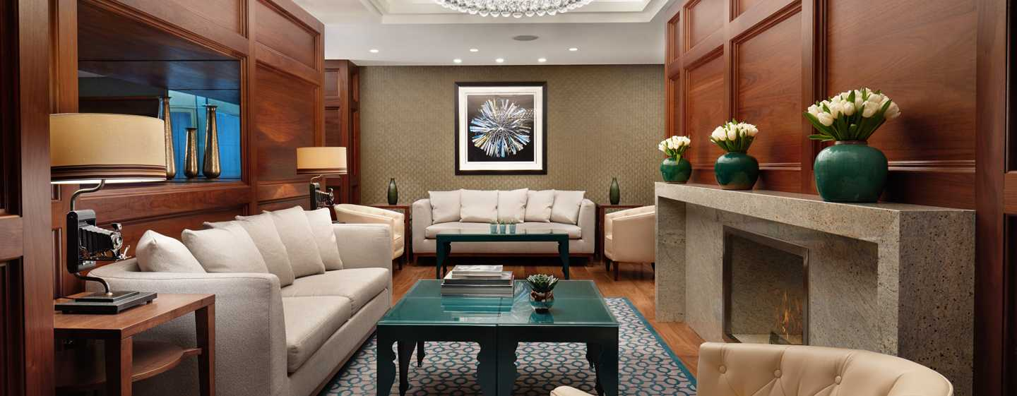 Conrad London St James Hotel, Großbritannien – Executive Lounge