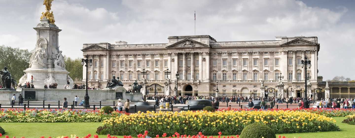 Conrad London St James Hotel, Großbritannien – Buckingham Palace
