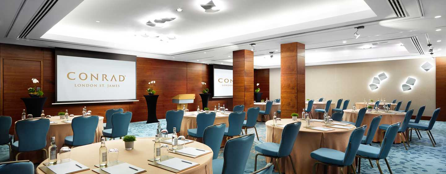 Conrad London St James Hotel, Großbritannien – Whitehall Suite