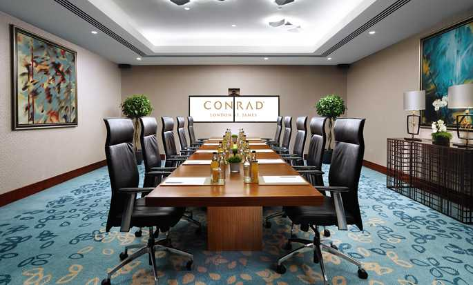 Conrad London St James Hotel, Großbritannien – Boardroom