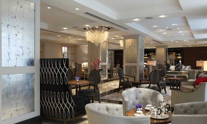 Conrad London St James Hotel, Großbritannien – Lobby Lounge