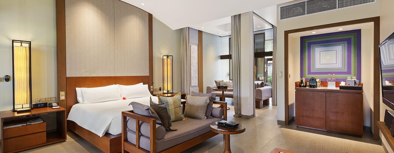 Conrad Maldives Rangali Island Hotel, Malediven – Strandvilla