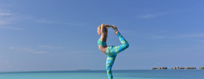 Conrad Maldives Rangali Island Hotel, Malediven – Yoga-Kurse