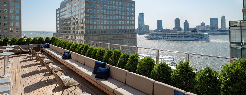Conrad New York Hotel – Hotelsuiten in Lower Manhattan