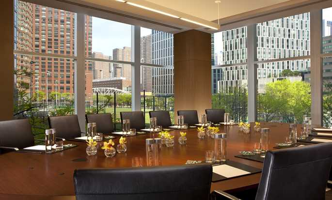 Conrad New York Hotel, USA – Boardroom