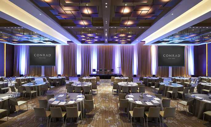 Conrad New York Hotel, USA – Ballsaal