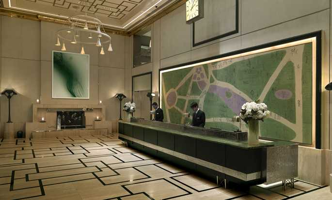 The London NYC, New York, USA – Lobby