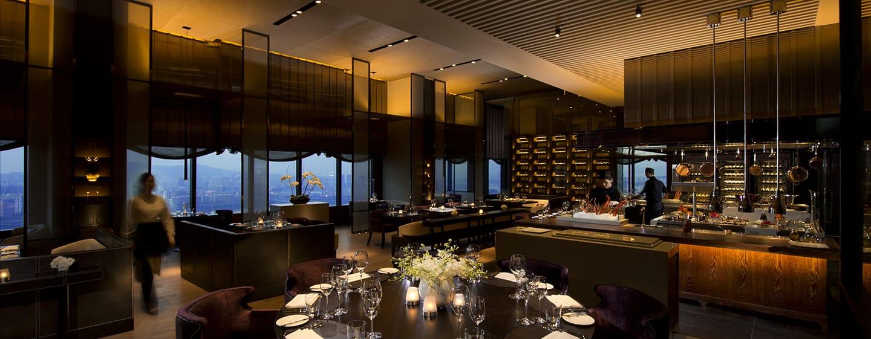 Conrad Seoul Hotel, Südkorea – 37 Grill & Bar