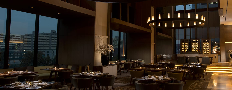 Conrad Seoul Hotel, Südkorea – Atrio