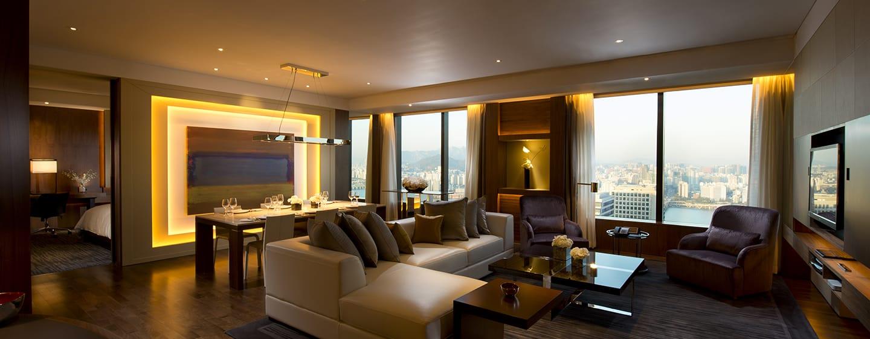 Conrad Seoul Hotel, Südkorea– Conrad Suite