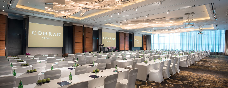 Conrad Seoul Hotel, Südkorea – Grand Ballroom