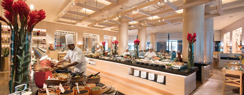 """Conrad Centennial Singapore Hotel– Restaurant """"Oscar's"""""""