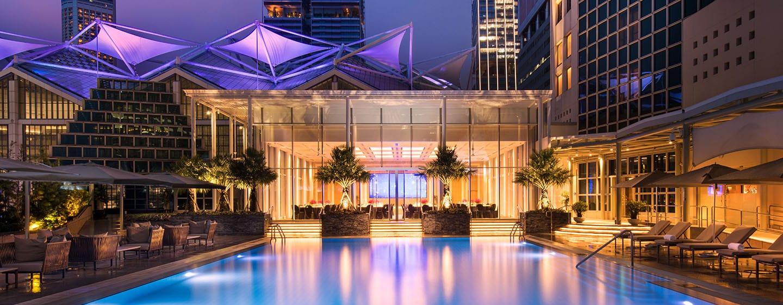 Conrad Centennial Singapore Hotel – Swimmingpool