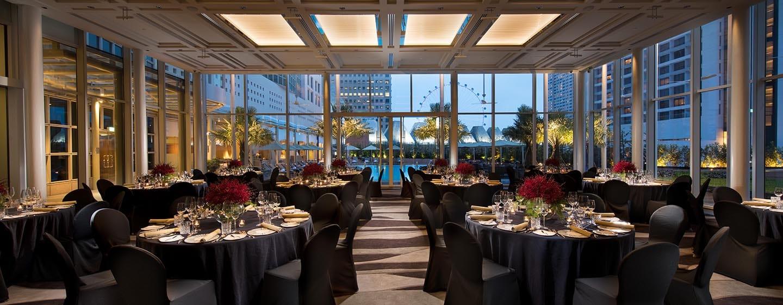 Conrad Centennial Singapore Hotel – Pavillon