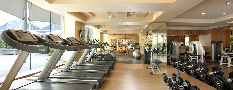 Conrad Centennial Singapore Hotel– Fitnesscenter