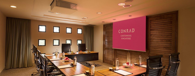 Conrad Centennial Singapore Hotel, Singapur– Konferenzraum