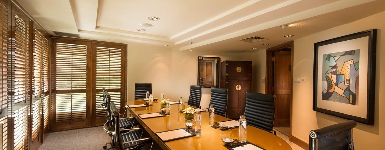 Conrad Centennial Singapore Hotel, Singapur– Boardroom