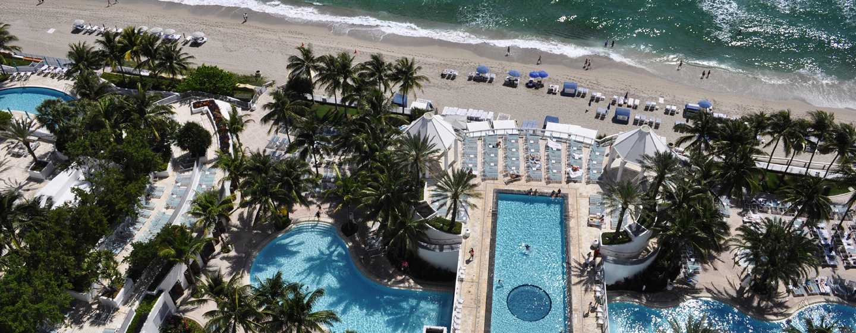The Diplomat Beach Resort Hollywood, Curio Collection by Hilton Hotel, USA – The Diplomat Beach Resort