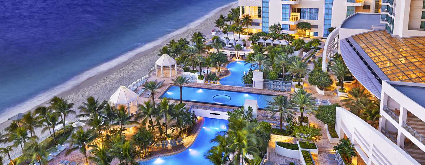 The Diplomat Beach Resort Hollywood Florida